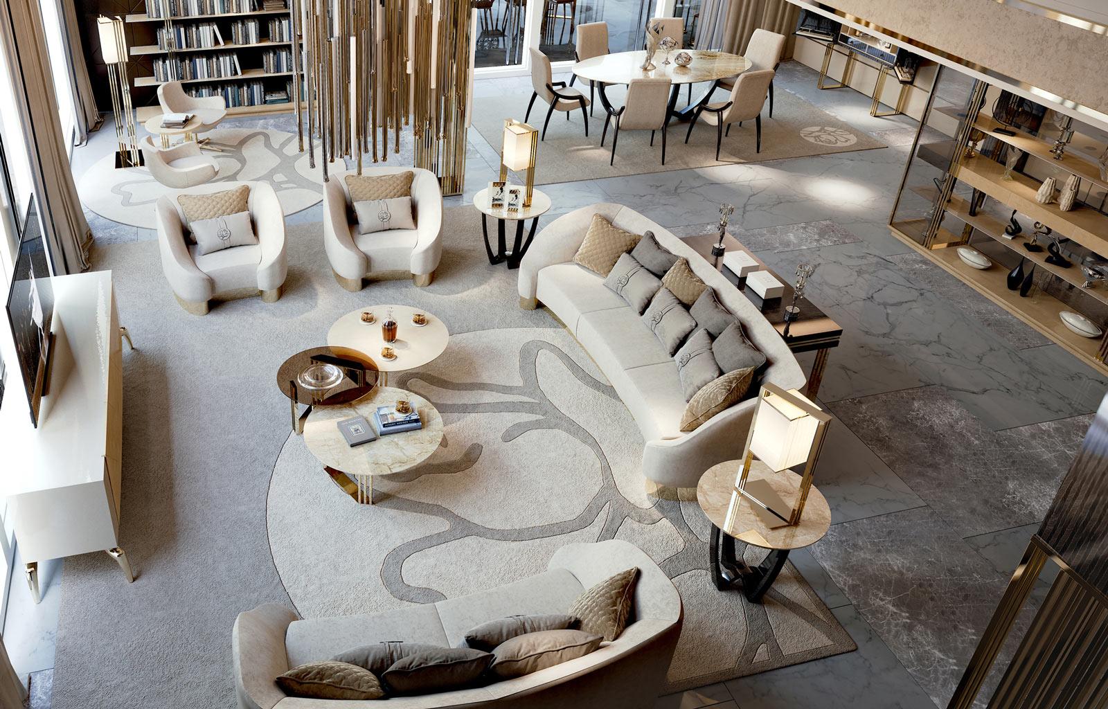 Coronese negozio di mobili e design Racale, Lecce